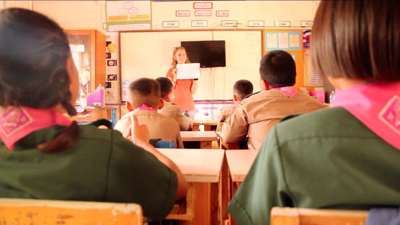 Teaching Internship