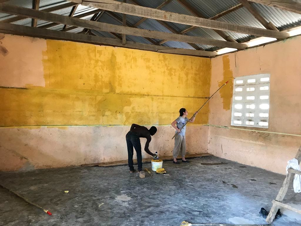 Building & Painting Team