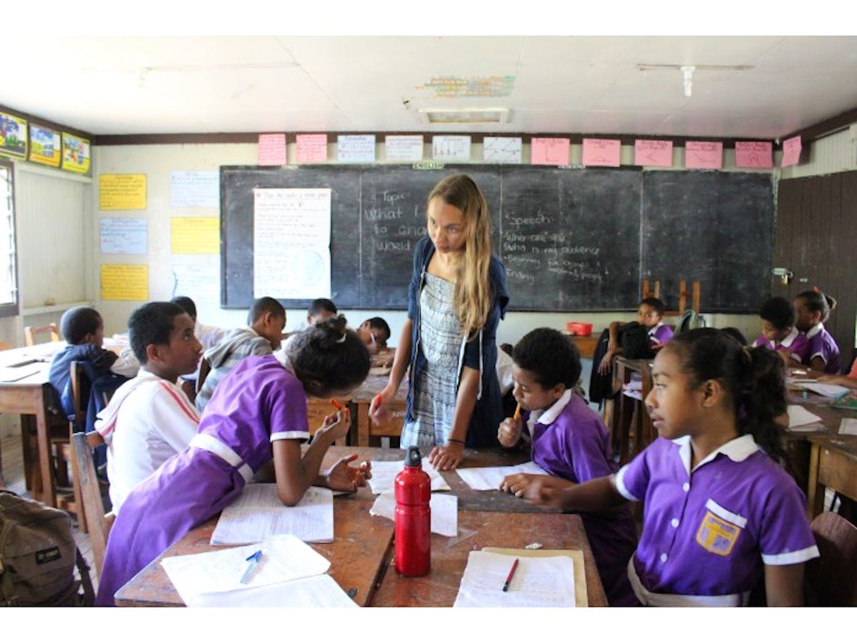 Teacher in Local Schools