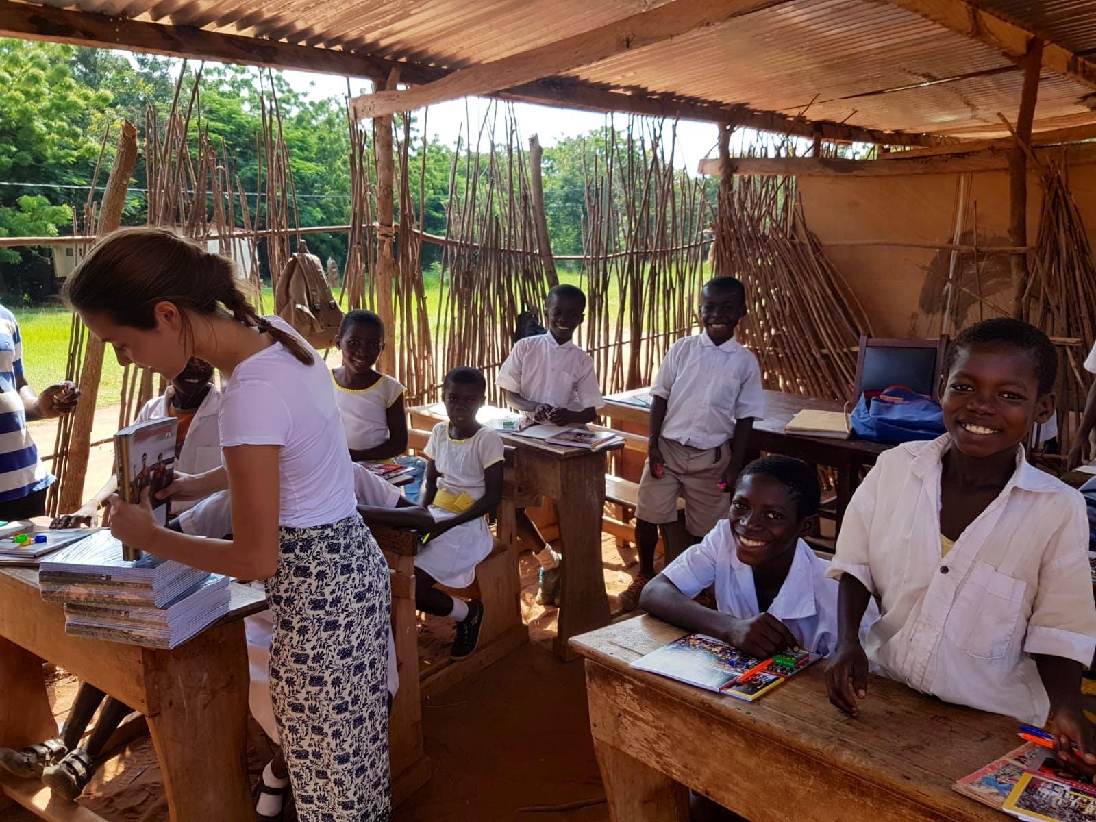 English Teacher in Rural Schools