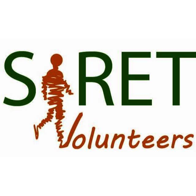Siret Volunteers