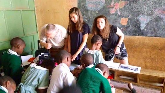 Teaching in Grade 4