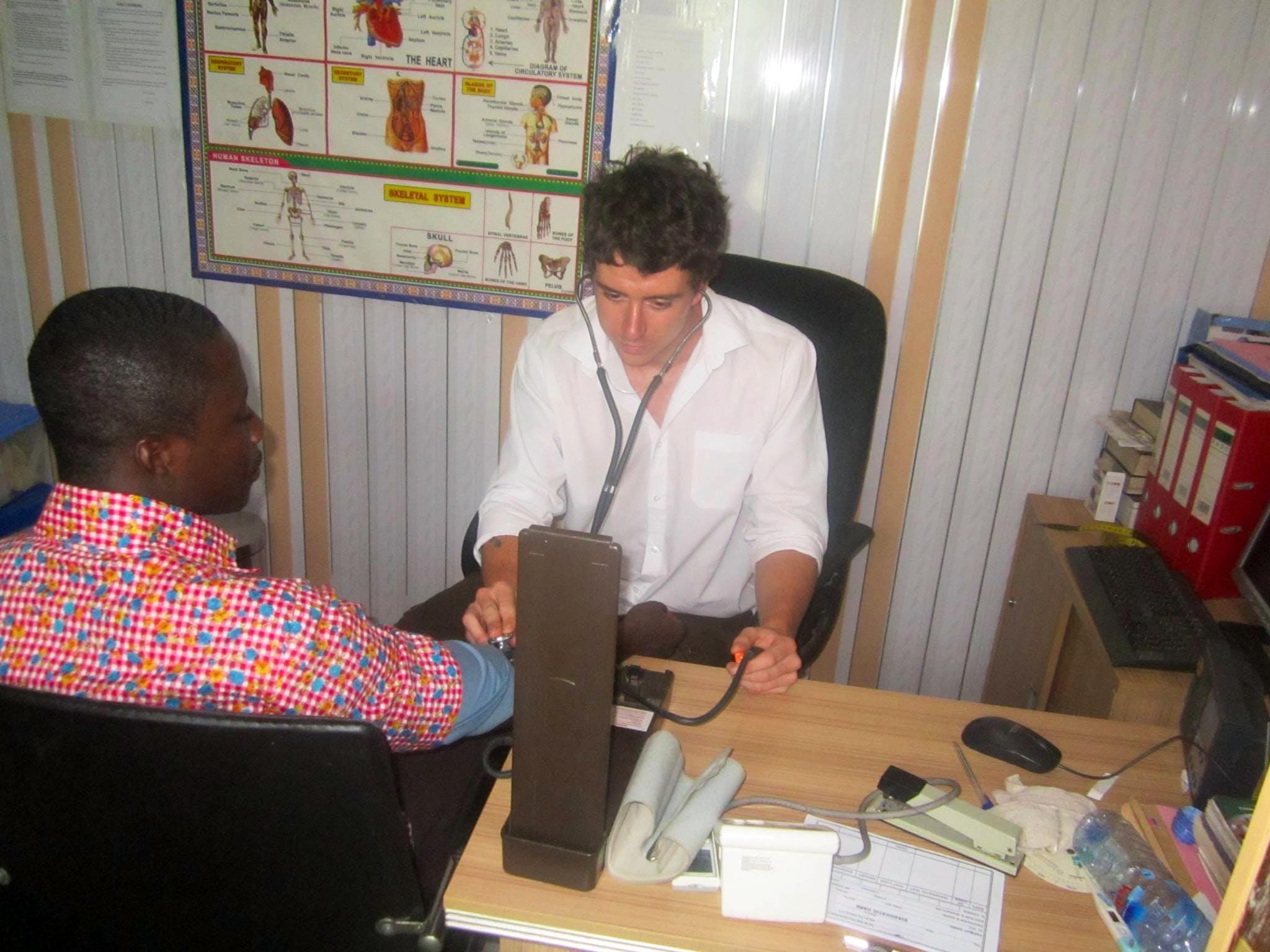 Medical Assistant Volunteer