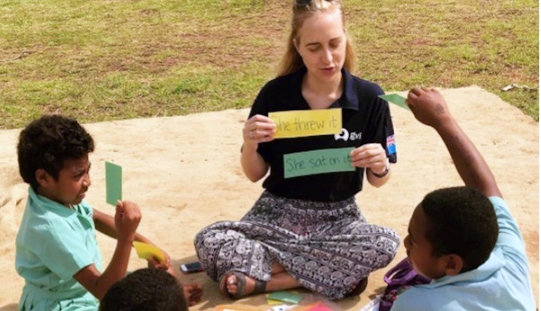 Support English Teaching Efforts