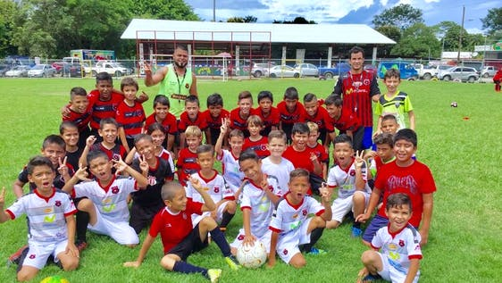 Soccer Assistant Coach & Community