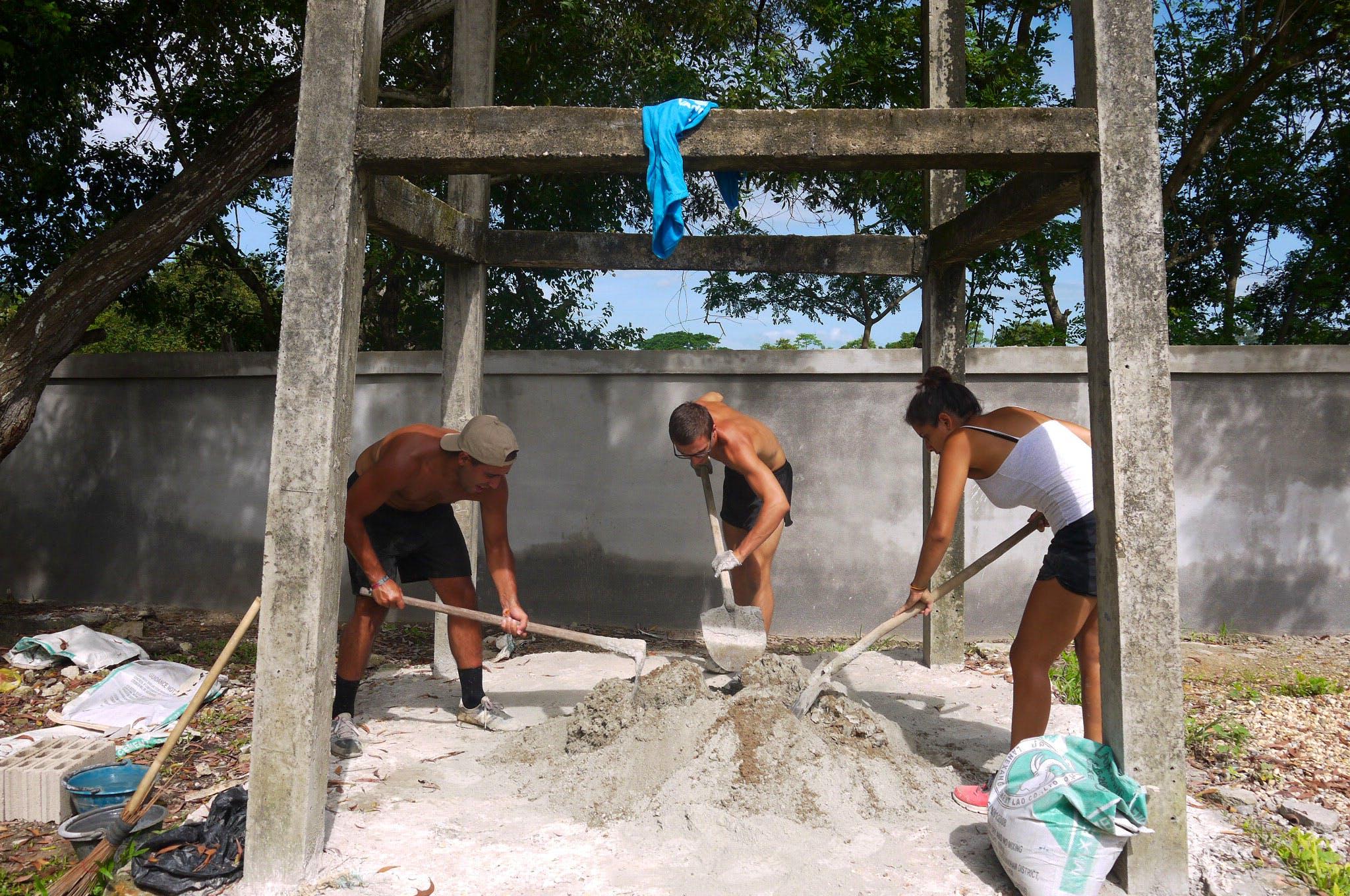 Construction & Renovation of Community Facilities