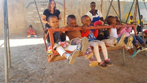 Support a local education centre for children