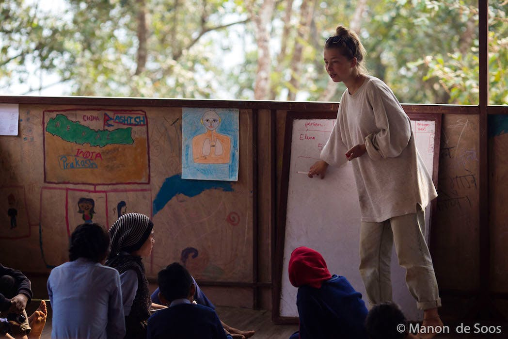 Teaching Assistant in Community School