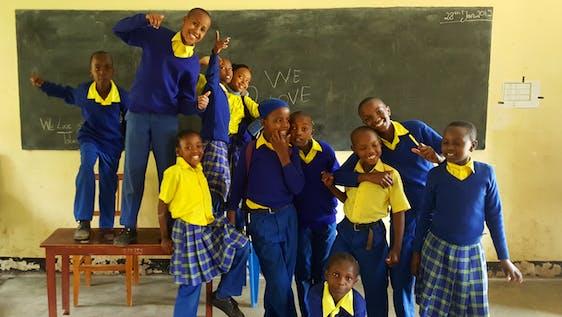 Assist teaching at Pre & Primary School