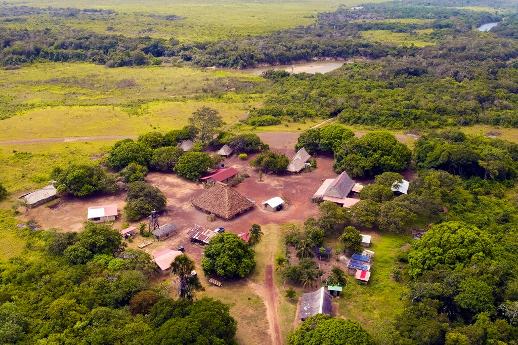 Amerindian Eco-lodge & Ranch Assistant