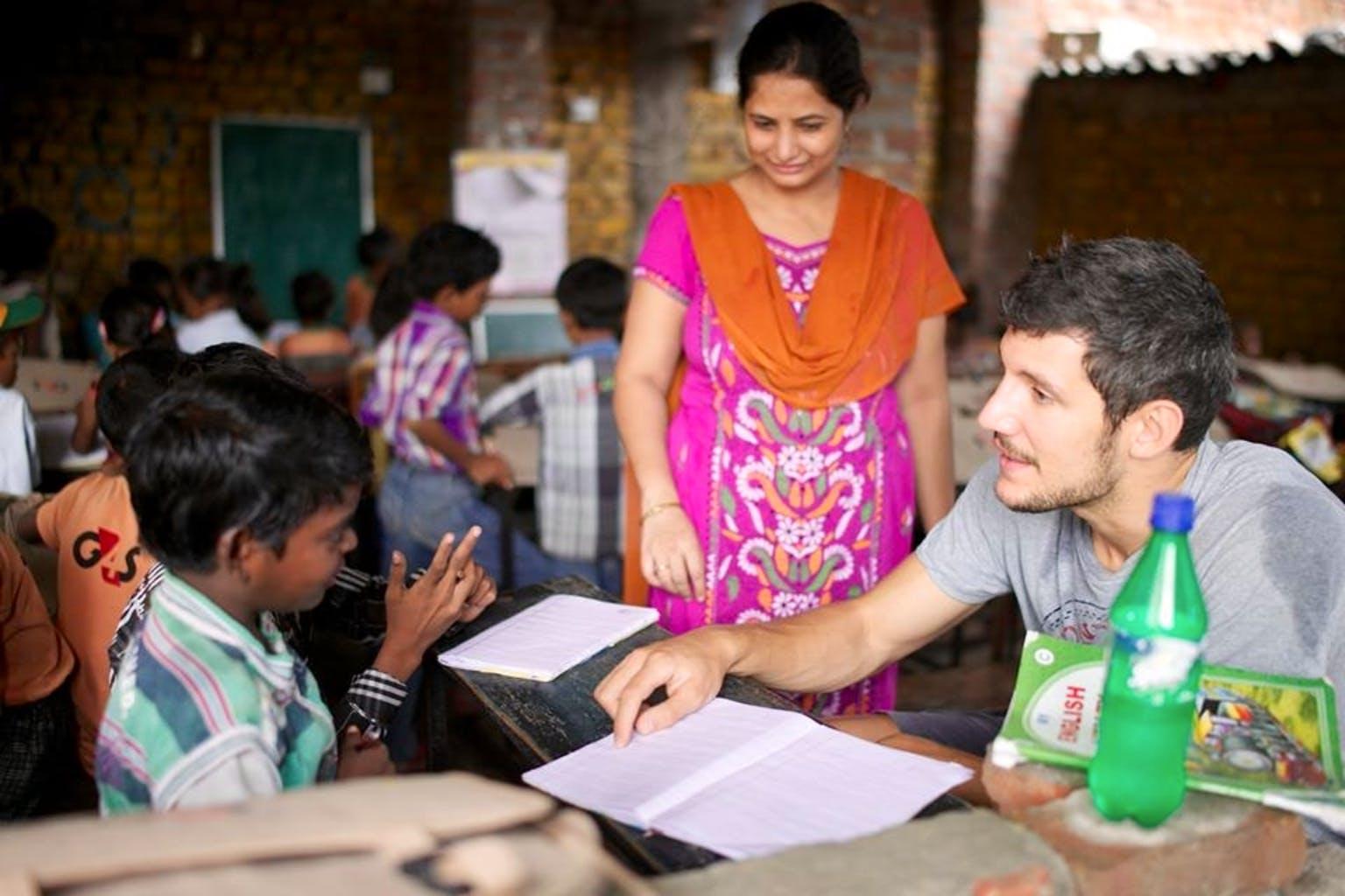 English Teaching Apprentice