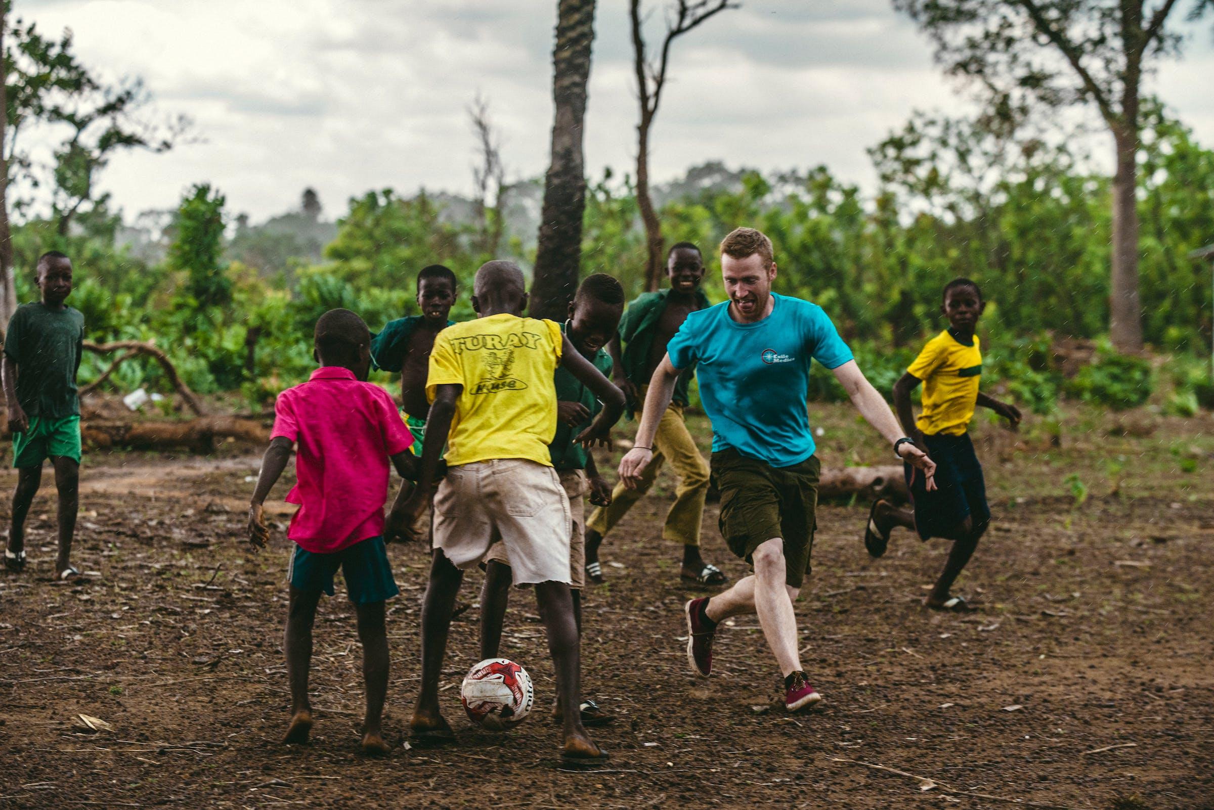 Football for Development Coach