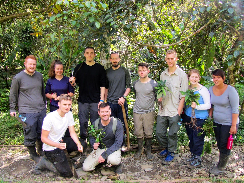 Jungle Conservation