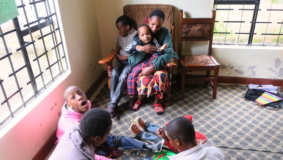 Caring for Disabled Children in Need