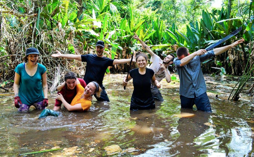 Peruvian Amazon Conservation & Reforestation