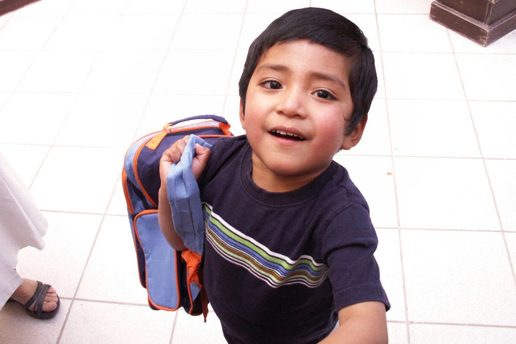 Work with Disabled Children
