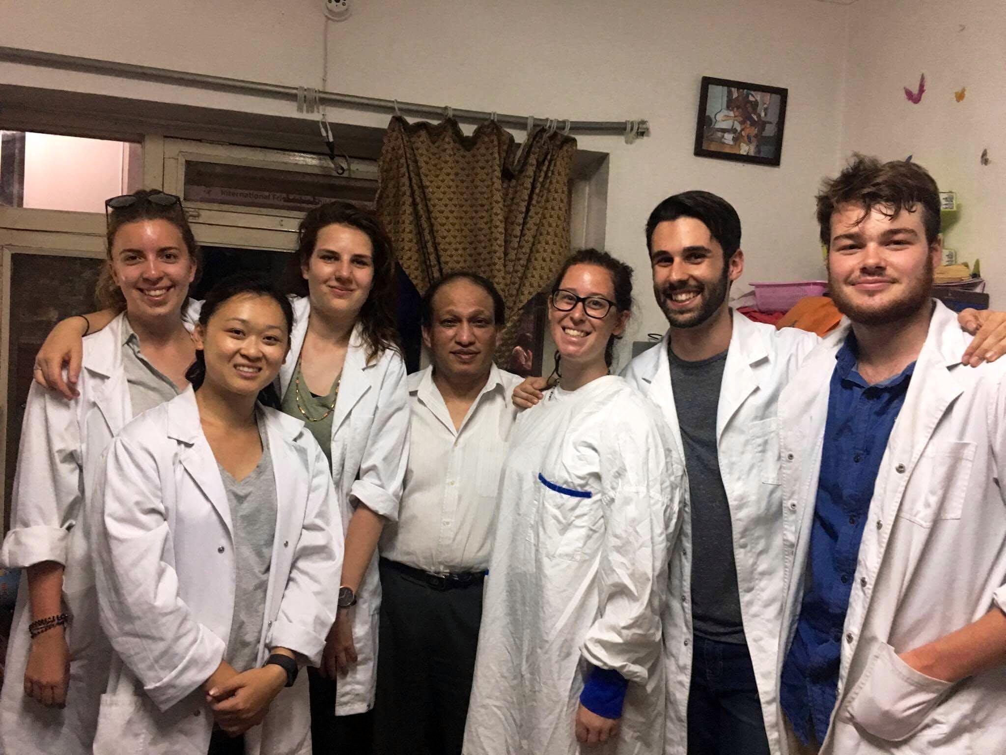 Medical Hospital Internship