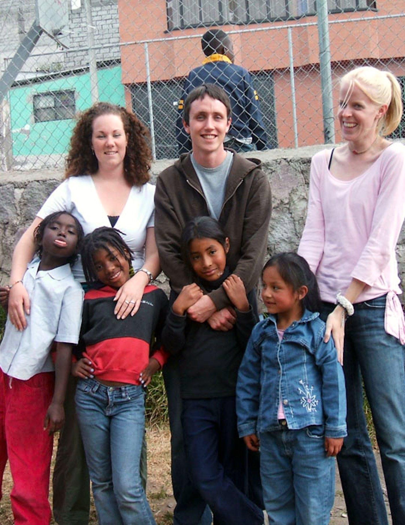 Help Underprivileged Youth