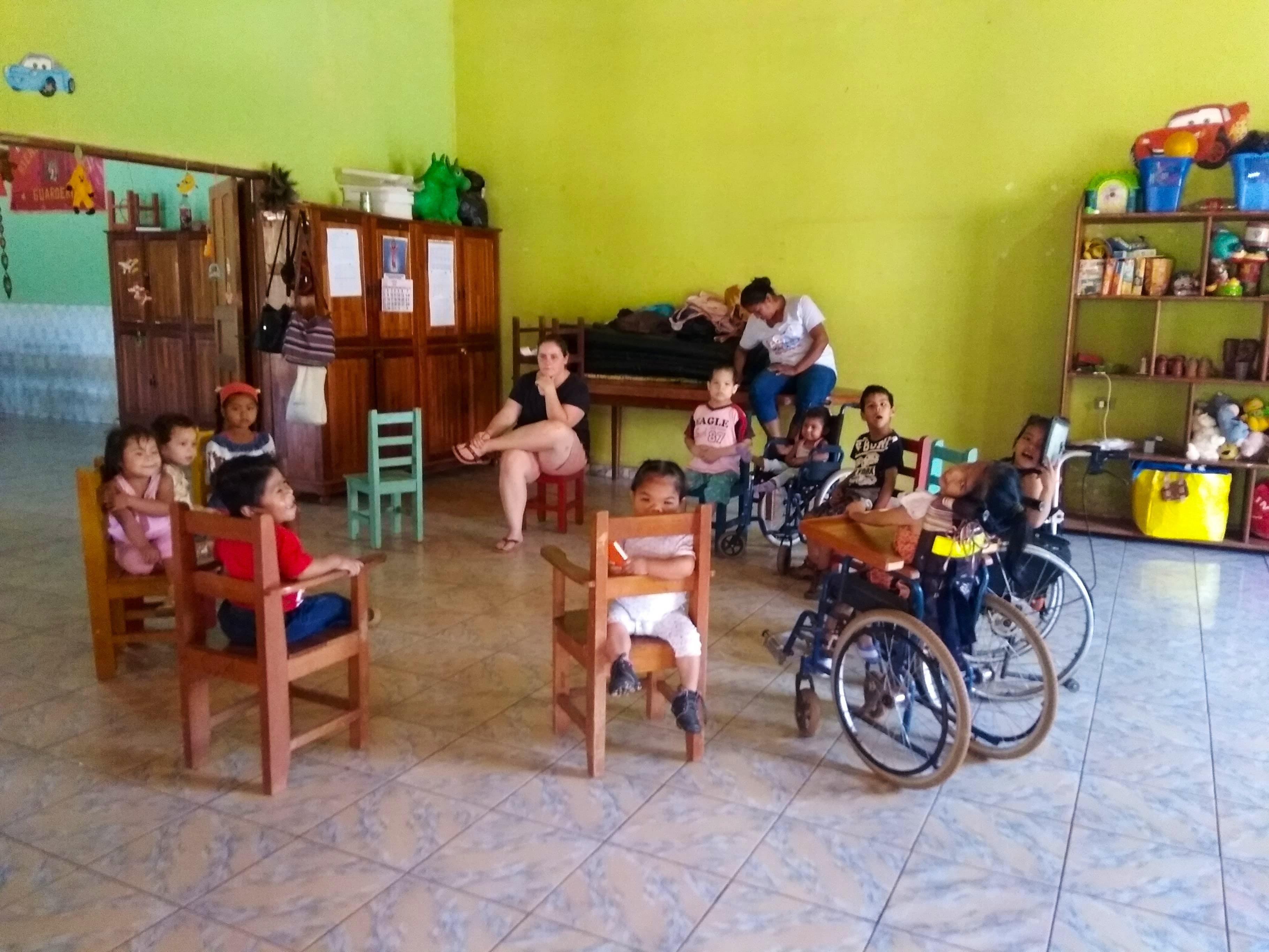 Speech Therapist for children