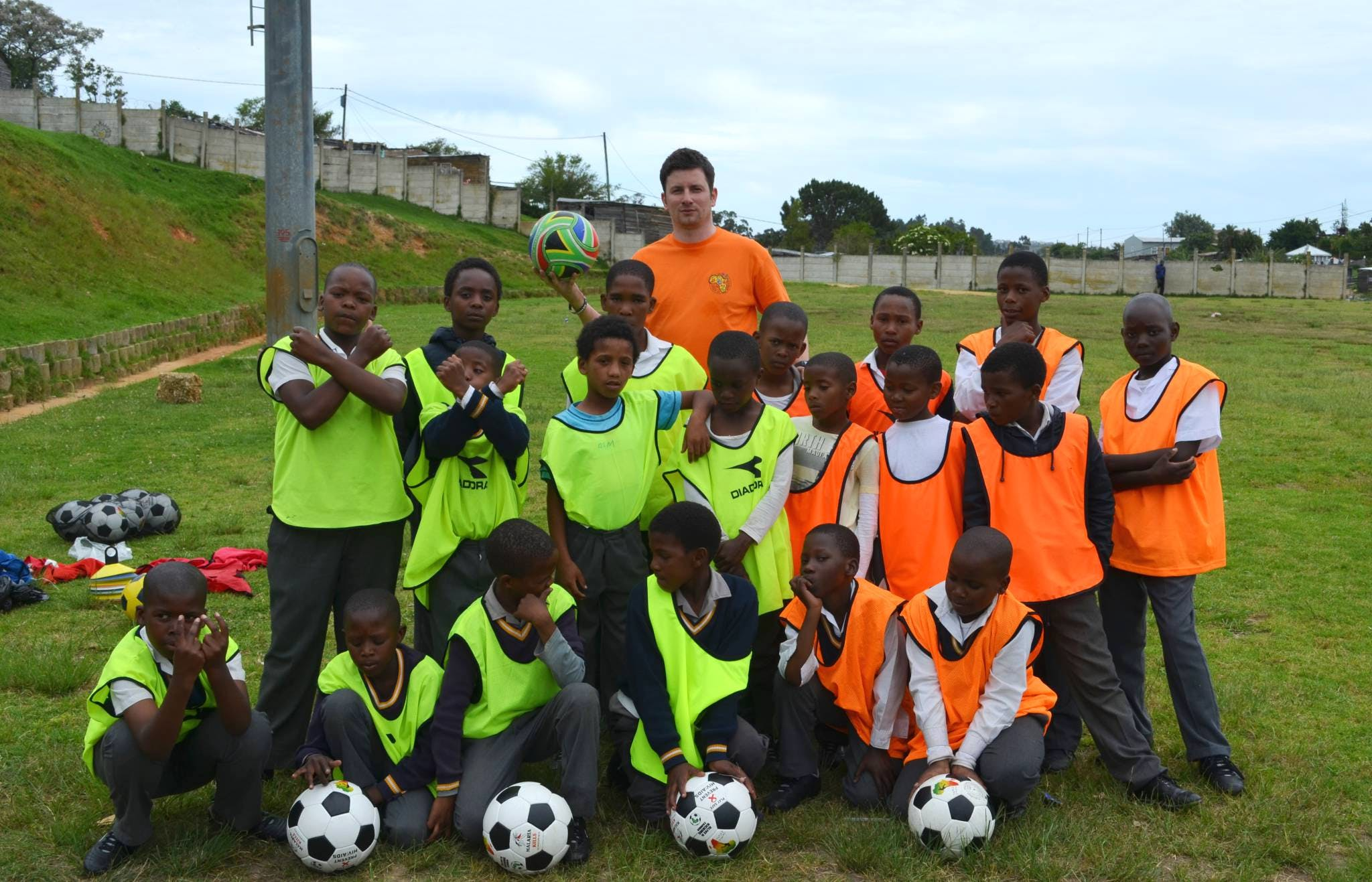 Sports Coaching & Community Outreach