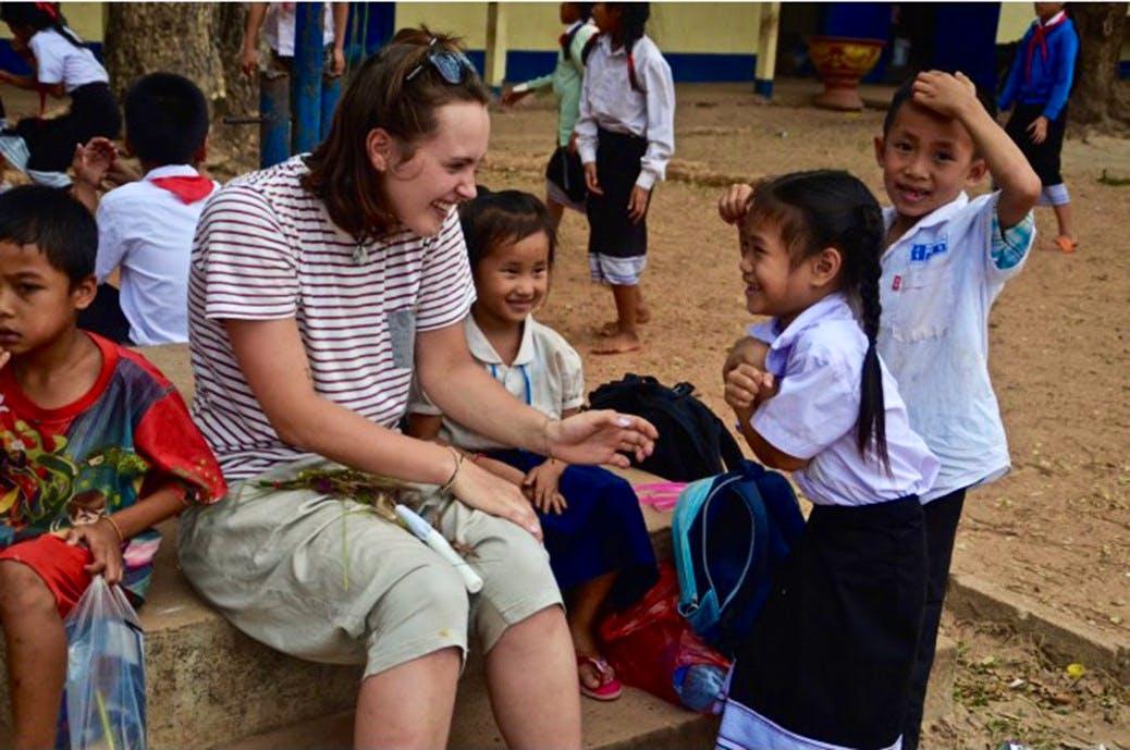Primary Village School Teacher