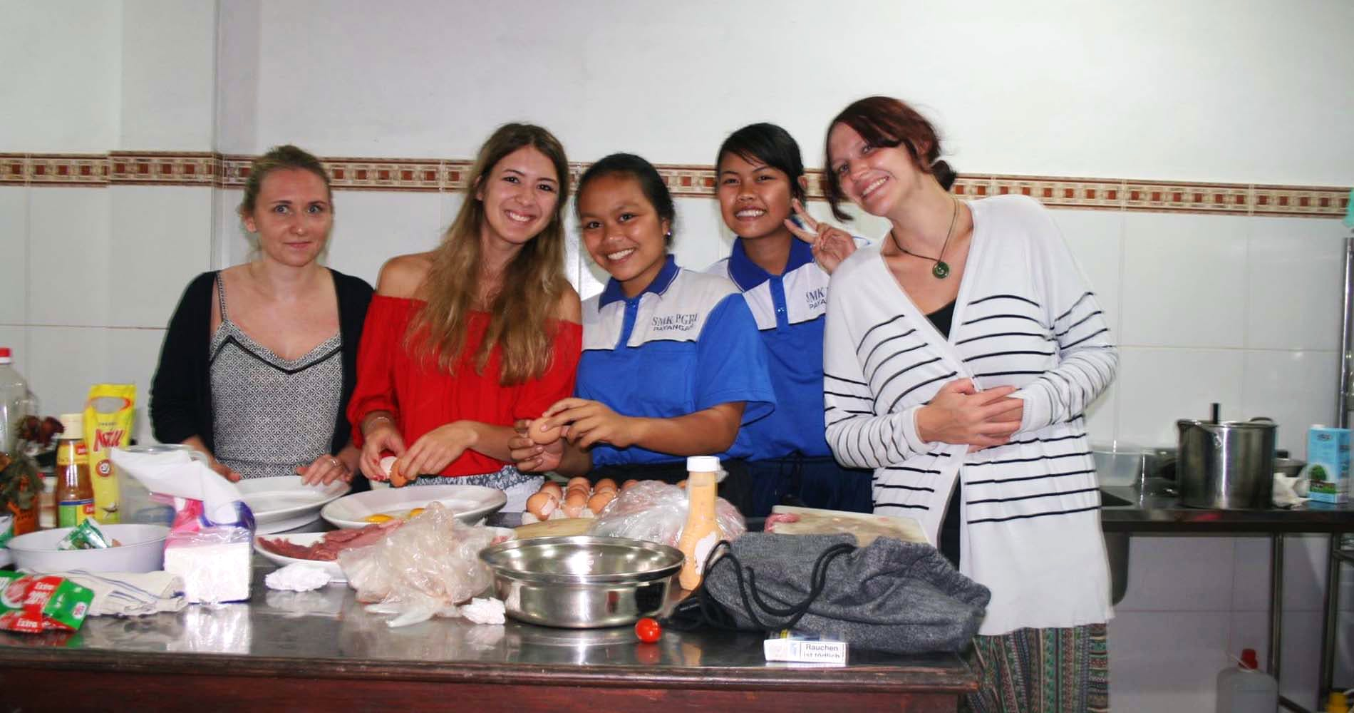 Teach at NGO High School