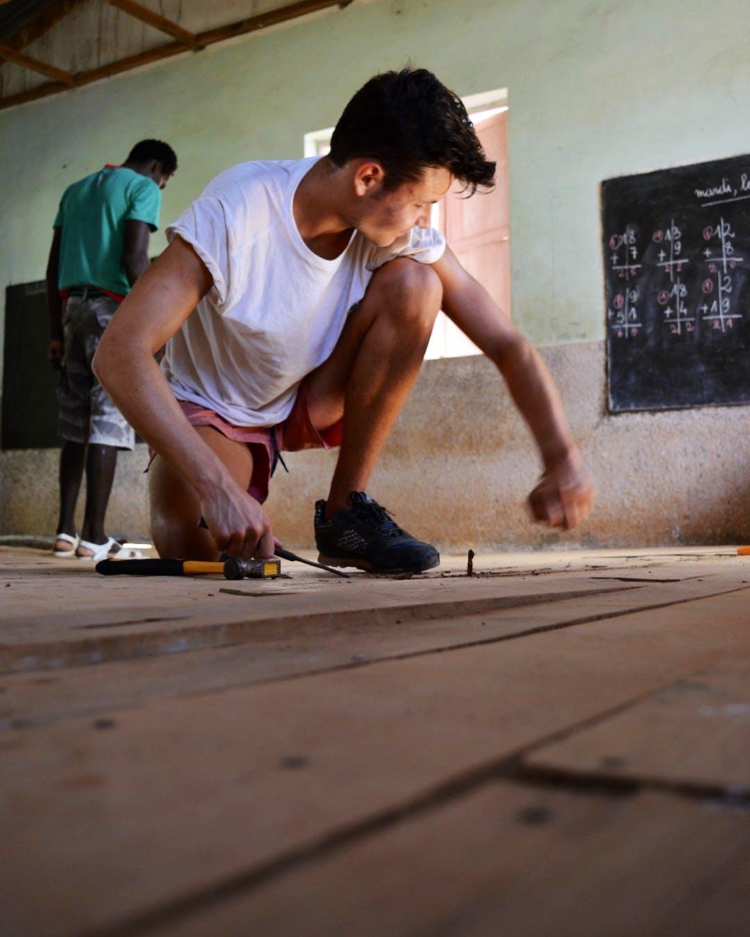 Community Development Aide