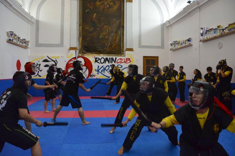 Karate Instructor for kids