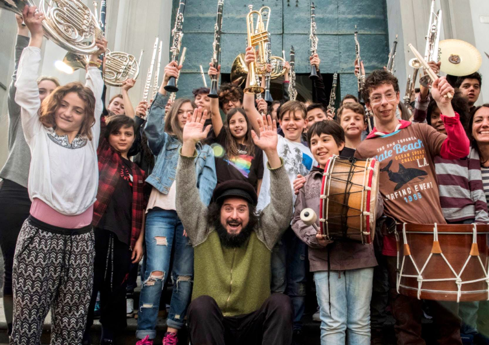 Teaching Music to Kids