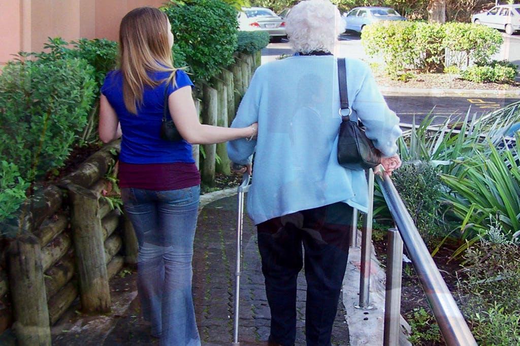 Help the Elderly