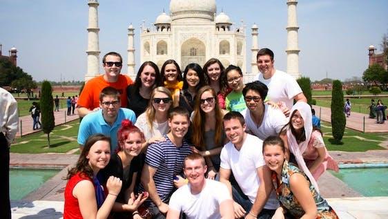 Teach Care & Travel in Summer