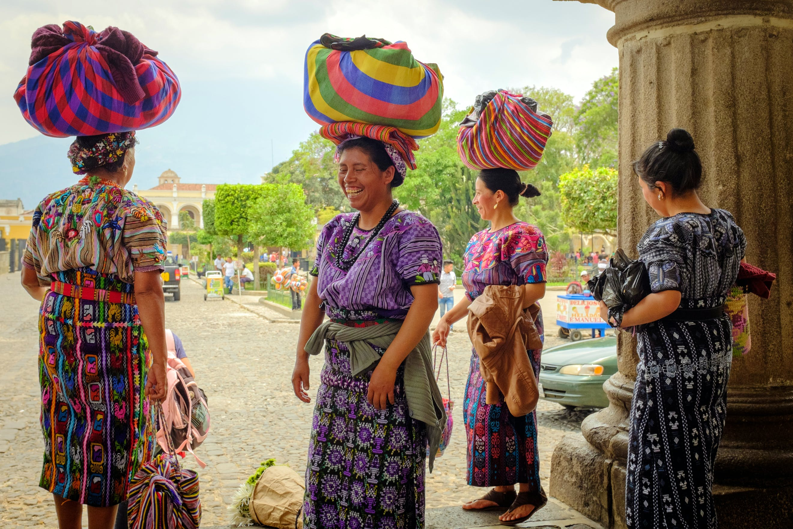 Work with Indigenous Mayan Communities