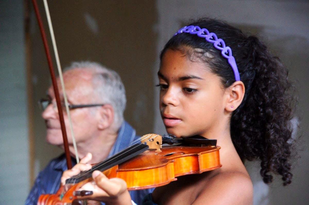Music Teacher at a Music School