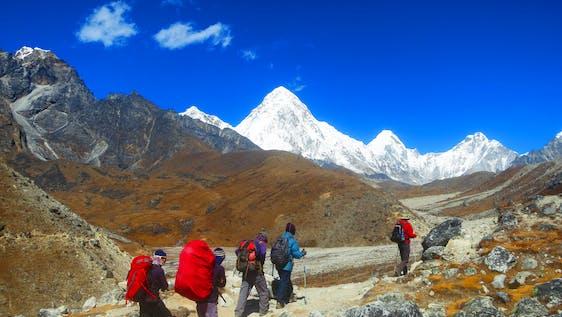 Himalaya Trek & Nepali Immersion for Teens
