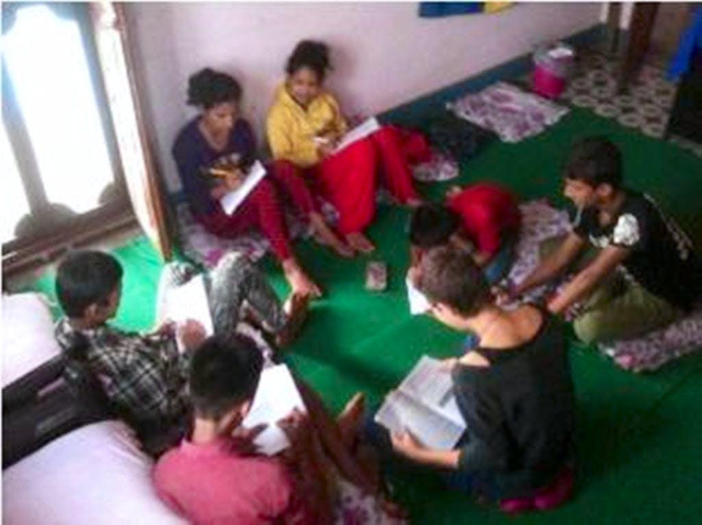 English Teaching Community Service