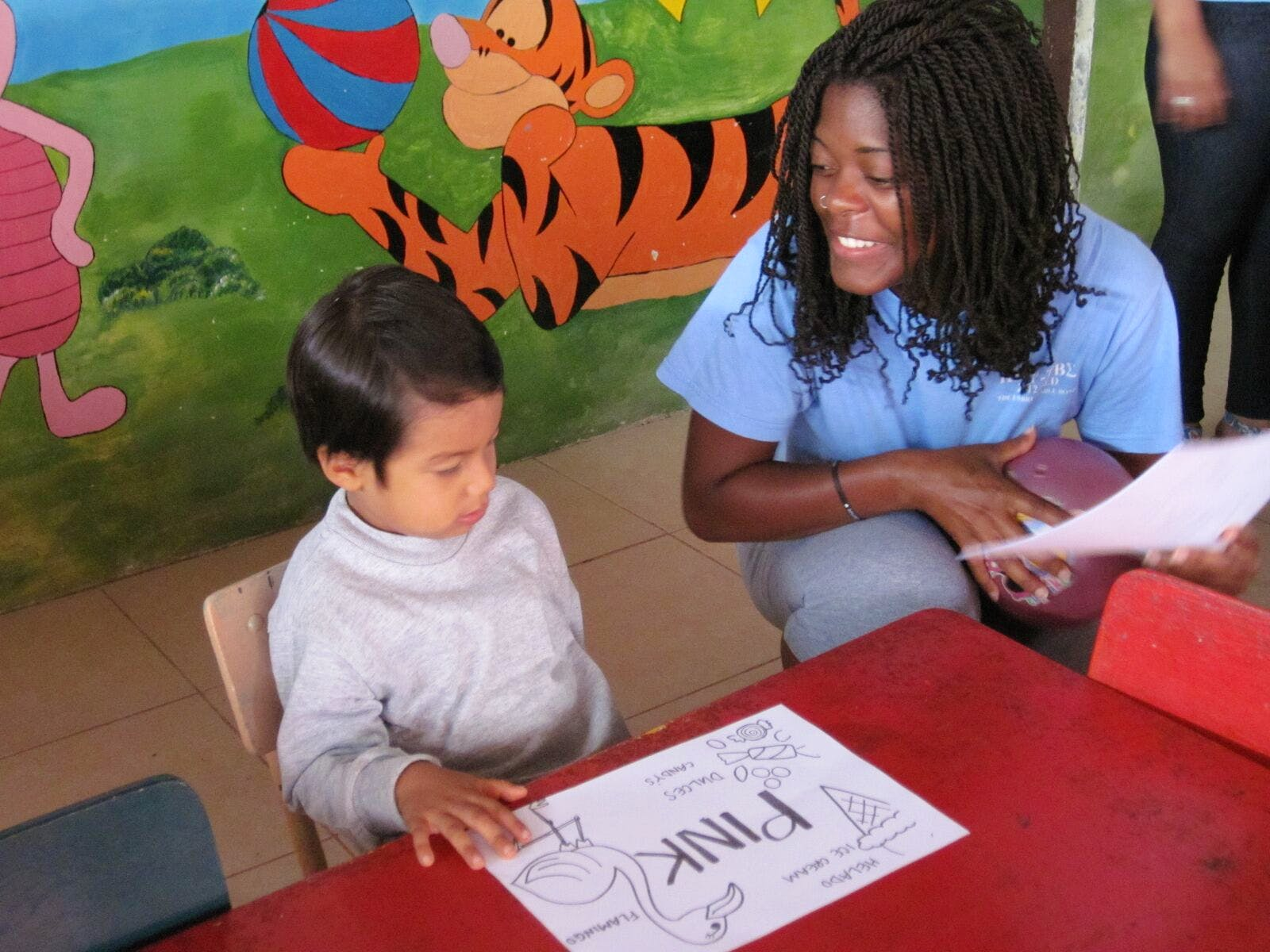 English-Speaking Teaching Assistant, Local Schools