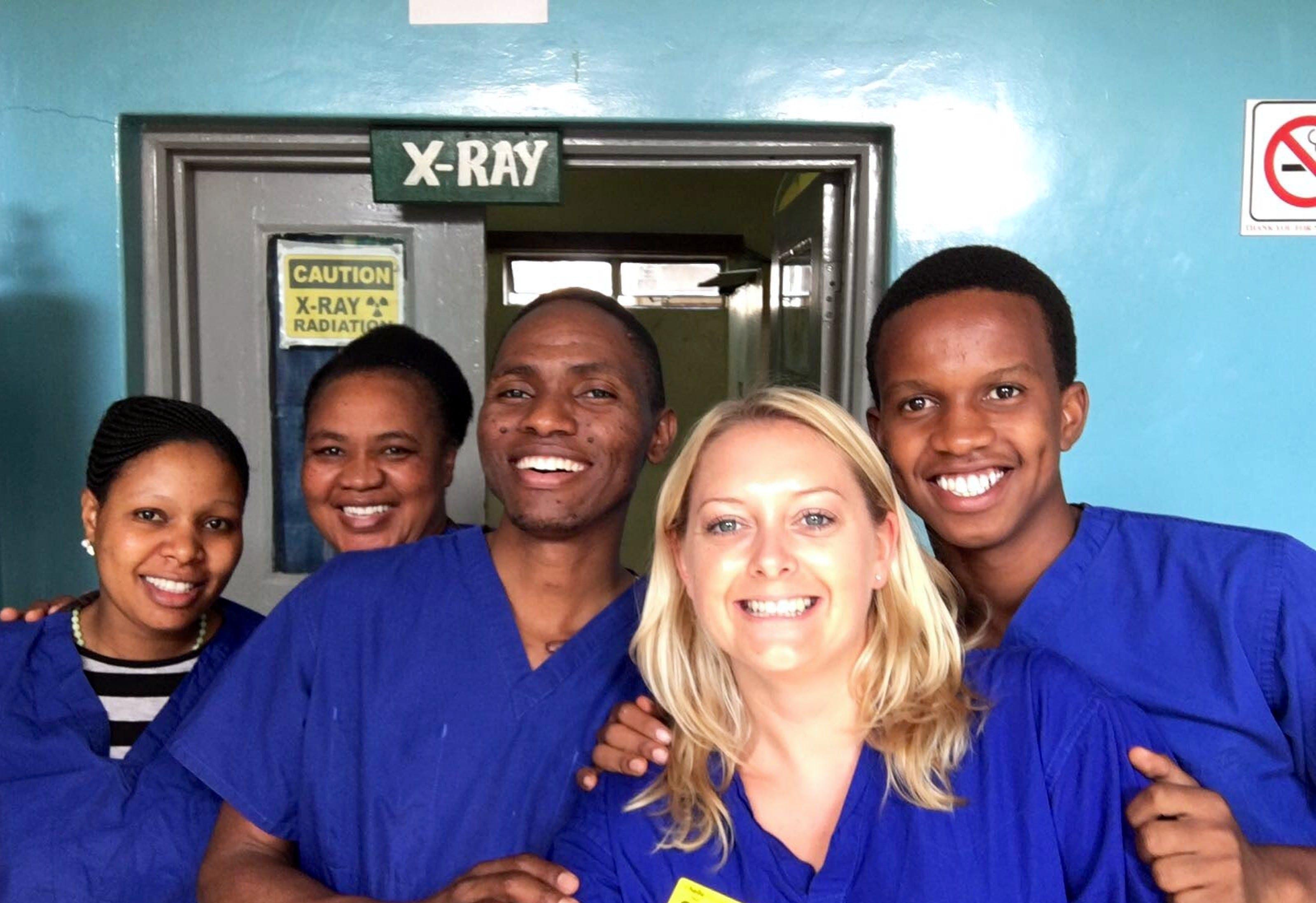 Hospitals Assistant
