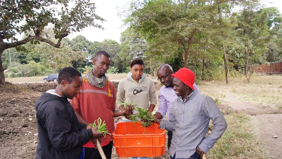 New Hope for Disadvantaged Young Men