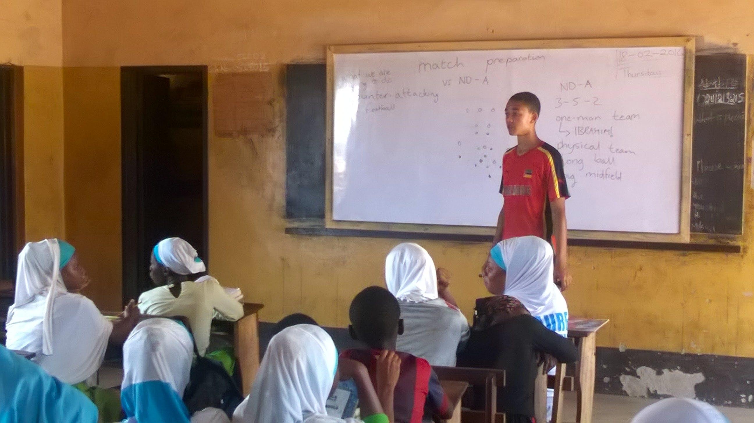 IT Teacher