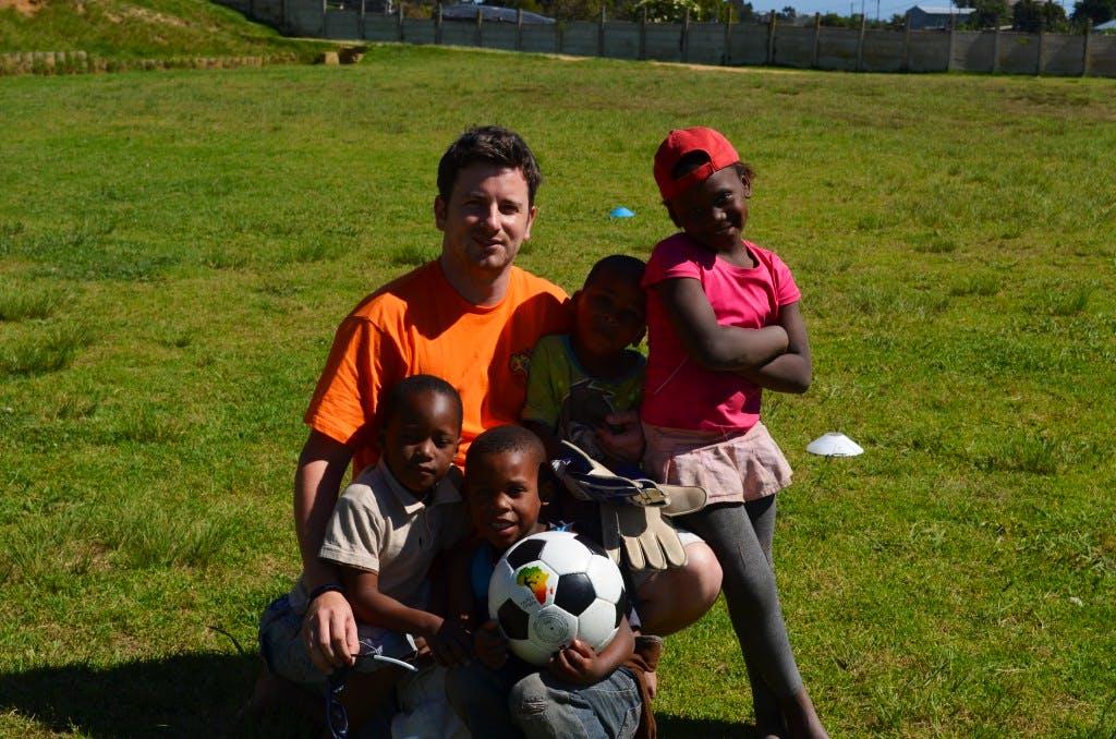 Sports Coach and Community Helper